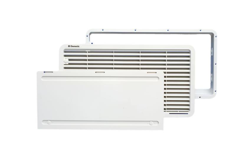 62397203f54 Решетка за хладилник 490 х 250 мм Дометик
